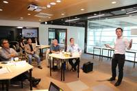 TTA hosts weekly seminars that you can attend