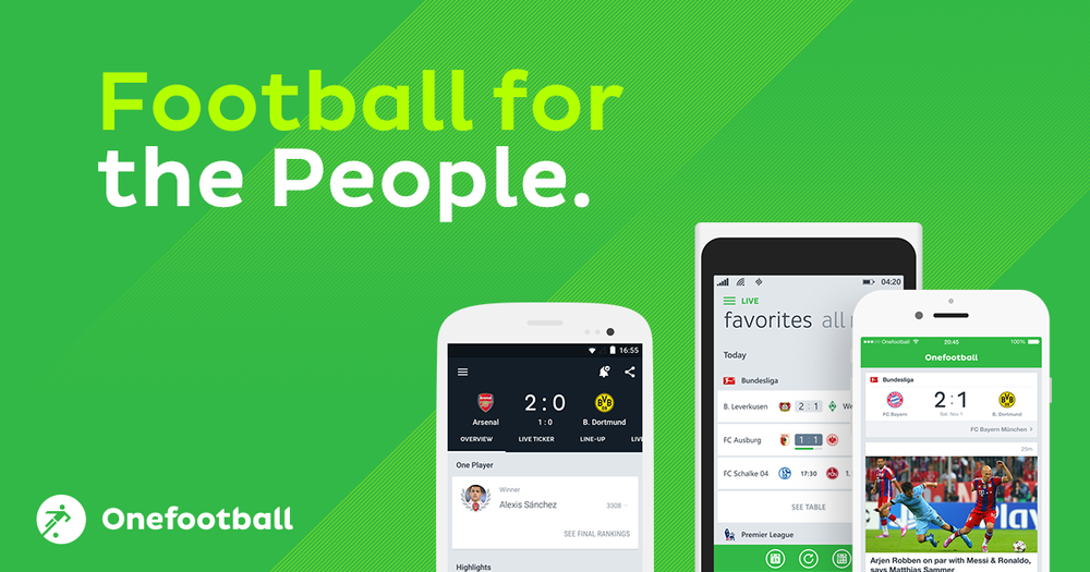 Onefootball of website share image