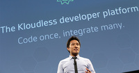 共同創辦人暨執行長Eliot再度回到TechCrunch Disrupt Conference中正式宣佈Kloudless新産品上市。目前至少有11,000開發人員簽署使用Kloudless的APIs。