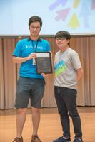 參與PyCon Taiwan 2017並上台簡報