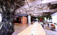 開放舒適的辦公環境。
