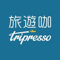 Thumb tripresso logo square white
