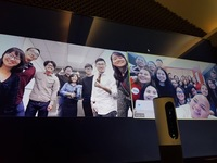 台灣辦公室v.s.菲律賓辦公室 大連線