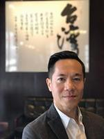 Co-founder and Design Director Erick Kuo in Taipei