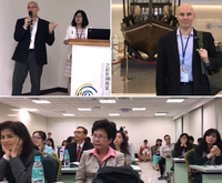 Warren leading workshop on the implications of AI in Second Language Acquisition at International Conference on Internet Chinese Education