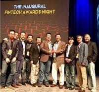 Fintech award night